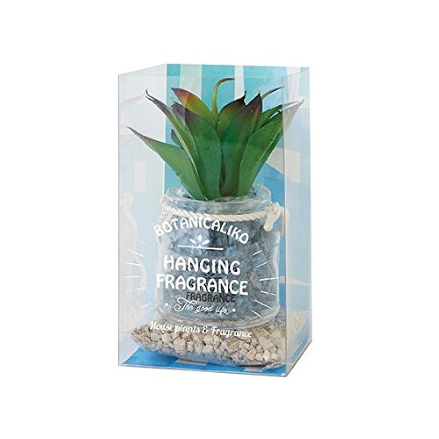 カメヤマキャンドルハウス ボタニカリコ ハンギングフレグランス ブルー (フォレストバスの香り)