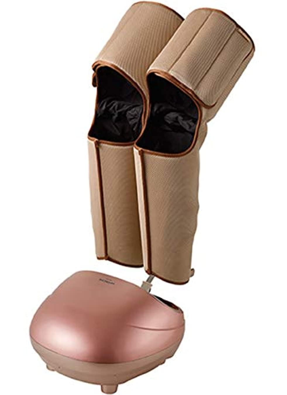 グリース機械タオル日立 フットクリエ フットマッサージャー 選べる4コース ピンクゴールド HFM-3000 P