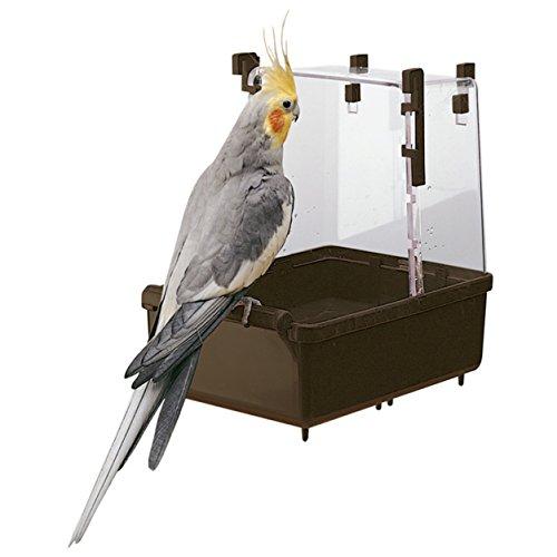 [해외](화뿌라스토) Ferplast 조류 용 L101 버드 버스 조류 용 장난감 케이지 용 인테리어 애완 동물 장난감 (색상은 재미) (한 사이즈) (아소토)/(Farpast) Ferplast bird L101 bird bus interior toy for cage interior pet toy (color is fun) (one siz...