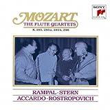 モーツァルト:フルート四重奏曲全集