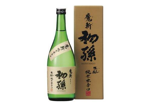 東北銘醸 初孫 魔斬 純米本辛口 720ml