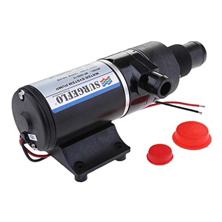 細分化するコスチューム音声B Baosity 高品質 12V 海洋電気浸水器 水廃棄ポンプ ボート 海洋 RV トイレのため 耐久性