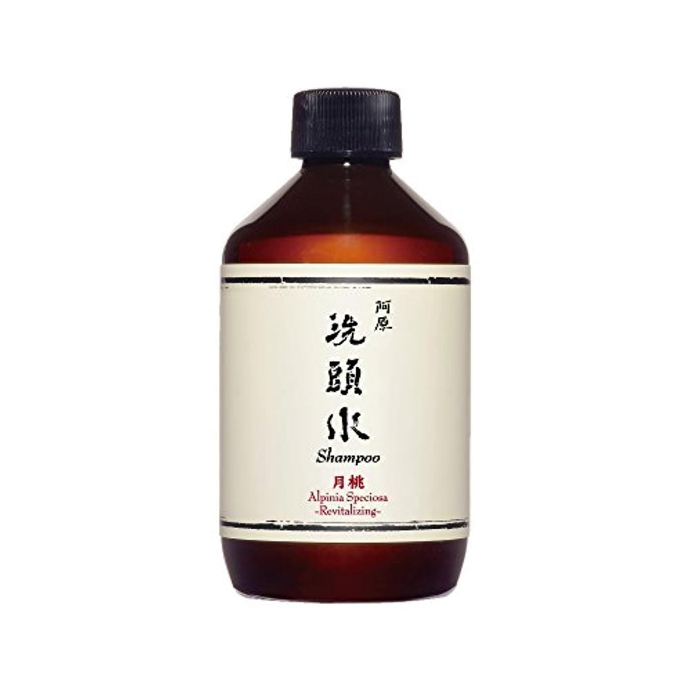 化学盗難飢YUAN(ユアン) 月桃(ゲットウ)スカルプシャンプー 50ml