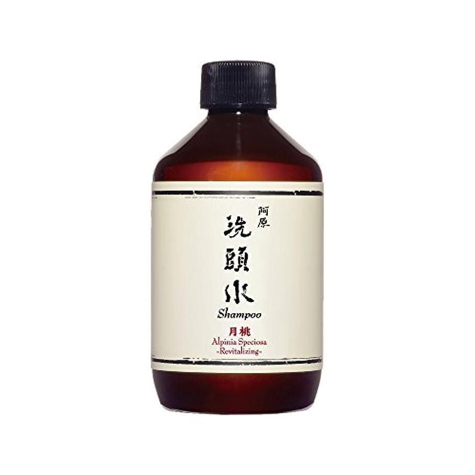 香ばしいわかりやすいトレーニングYUAN(ユアン) 月桃(ゲットウ)スカルプシャンプー 50ml