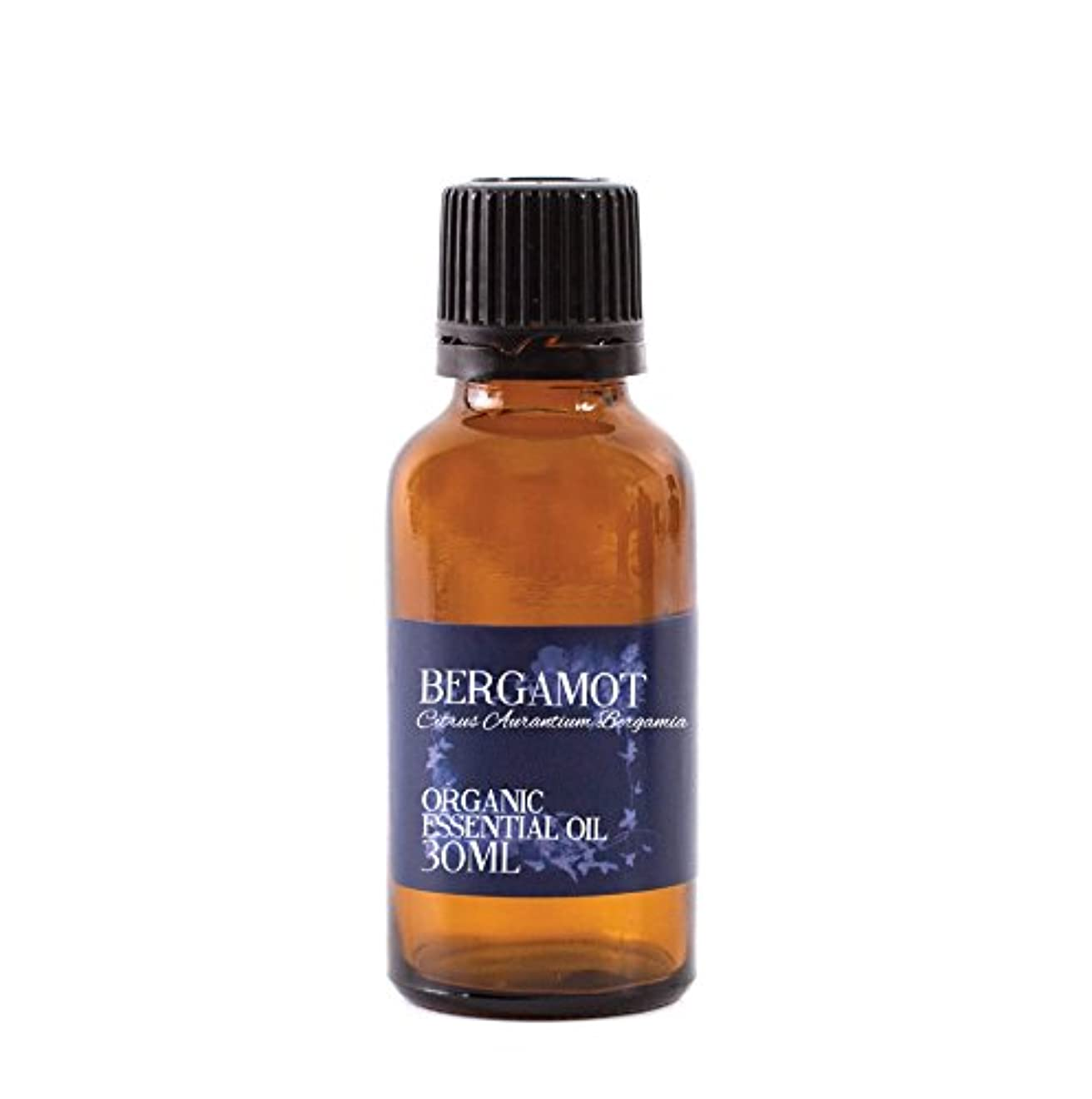 微妙ぴったり蛾Mystic Moments | Bergamot Organic Essential Oil - 30ml - 100% Pure