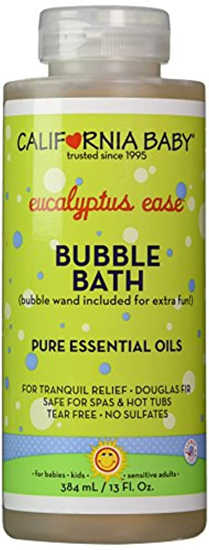 迷惑揮発性疎外するCalifornia Baby Colds & Flu Bubble Bath - 13 oz.
