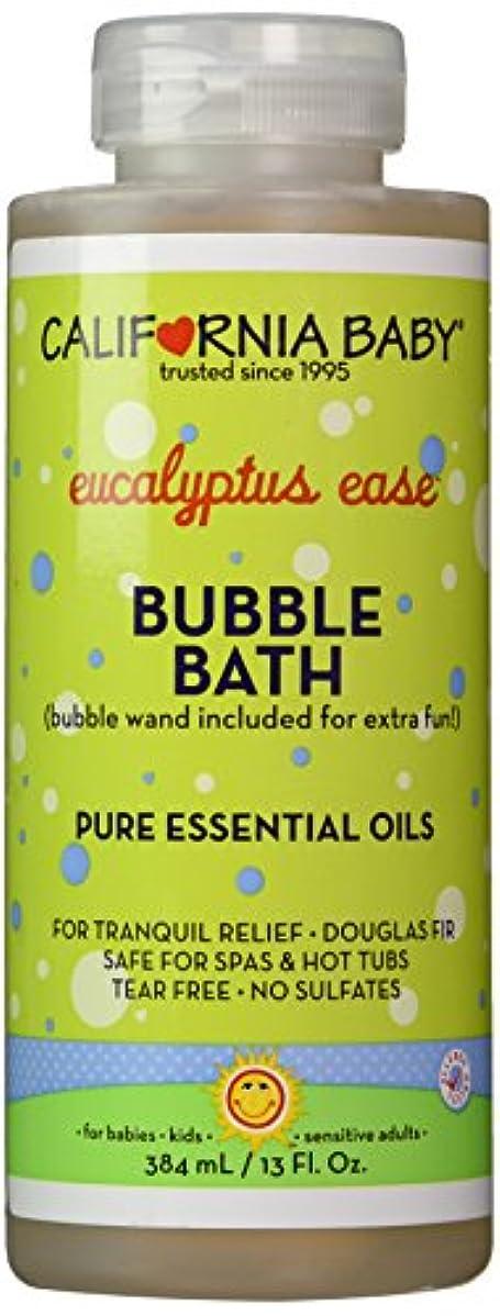 抵抗心から寺院California Baby Colds & Flu Bubble Bath - 13 oz.