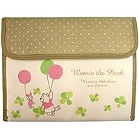 クーザ ジャバラ式母子手帳ケース (くまのプーさん) DMM-2203