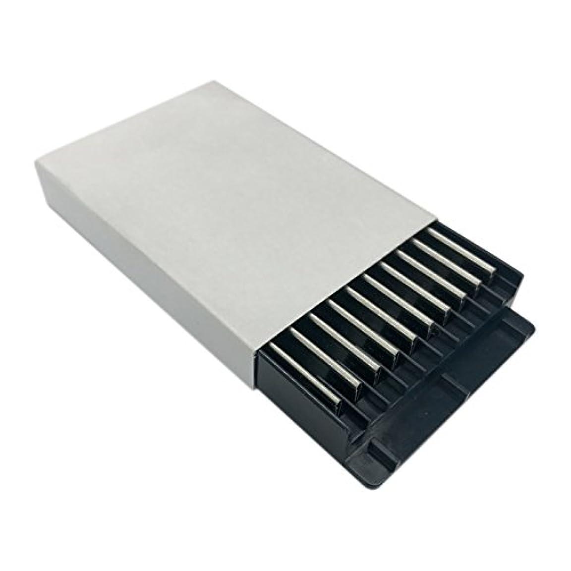 主要なリクルートレンディション替刃 フィールスタイリングレザー用(セニングブレード)10枚入り