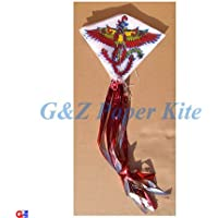 10 Mini Paper Kites on a String – Chinese Phoenix Train Kites