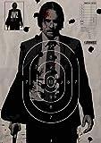 ポスター/スチール 写真 A4 パターン10 ジョン・ウィック チャプター2(原題) 光沢プリント