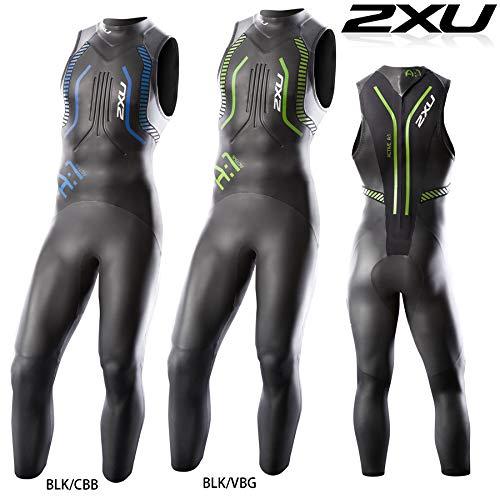 2XU A:1 Active Sleeveless Wetsuit(アクティブスリーブレスウェットスーツ) トライアスロン用ウエットスーツ