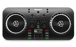 Numark DJコントローラ iDJ Live II NU-CON-026