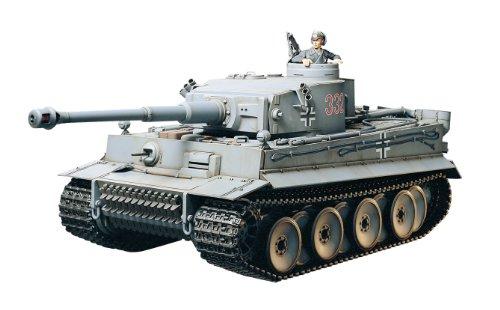 1/16 ラジオコントロールタンクシリーズ No.33 ドイツ 重戦車 タイガーI フルオペレーションセット プレミアム 56033