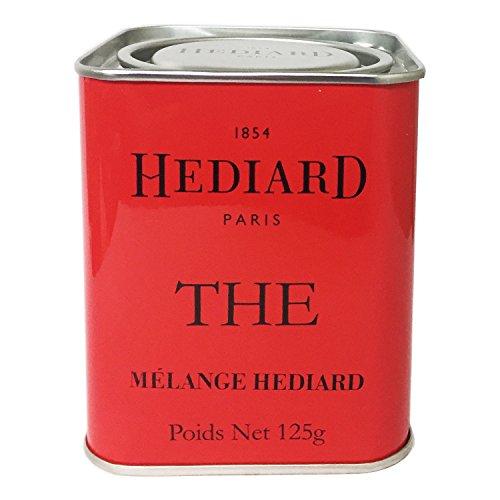 エディアール紅茶 HEDIARD エディアールブレンド 茶葉 125g