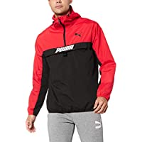 PUMA Men's 1/2 Zip Jacket