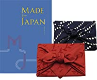 CONCENT・【風呂敷包み】made in Japan メイドインジャパン カタログギフト〔MJ10コース〕 (赤【リーブス】)