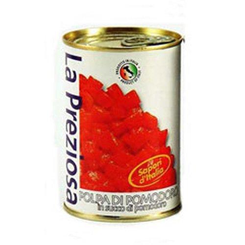 Feger di Gerardo Ferraioli S.p.A.『ラ・プレッツィオーザ ダイストマト缶 トマトジュース漬け』