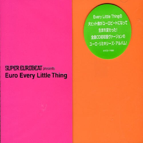 SUPER EUROBEAT presents Euro Every Little Thingの詳細を見る