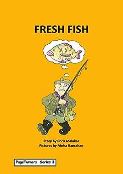Fresh Fish (PageTurners Book 3) by [Malakar, Chris]