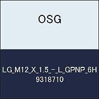 OSG ゲージ LG_M12_X_1.5_-_L_GPNP_6H 商品番号 9318710