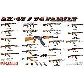 ドラゴン 1/35 3802 ウェポンセット AK-47/74 パート1