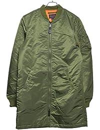 ALPHA INDUSTRIES INC(アルファ インダストリーズ) ジャケット MA-1 LONG MJM47503C1