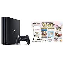 PlayStation 4 Pro ジェット・ブラック 1TB (CUH-7100BB01) + アイドルマスター ステラステージ ステラBOアイドルマスター ステラステージ セット