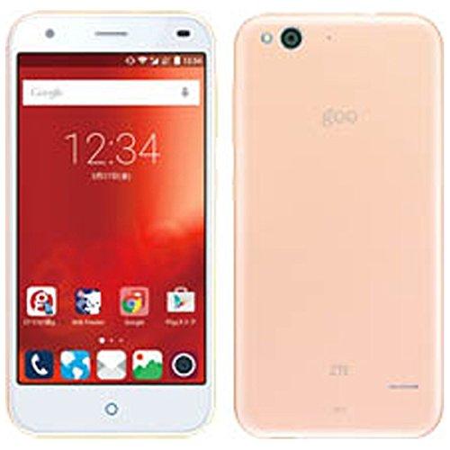 ZTE SIMフリースマートフォン g02 ZTE Blade S Lite プラチナピンク  K-412 G02 -P