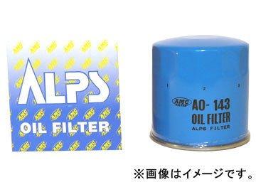 アルプス/ALPS オイルフィルター AO-0104 マツダ ボンゴ SE58T D5 トラック 2WD 1500cc