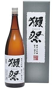 獺祭(だっさい) 純米大吟醸 磨き三割九分 DX箱入り 1800ml