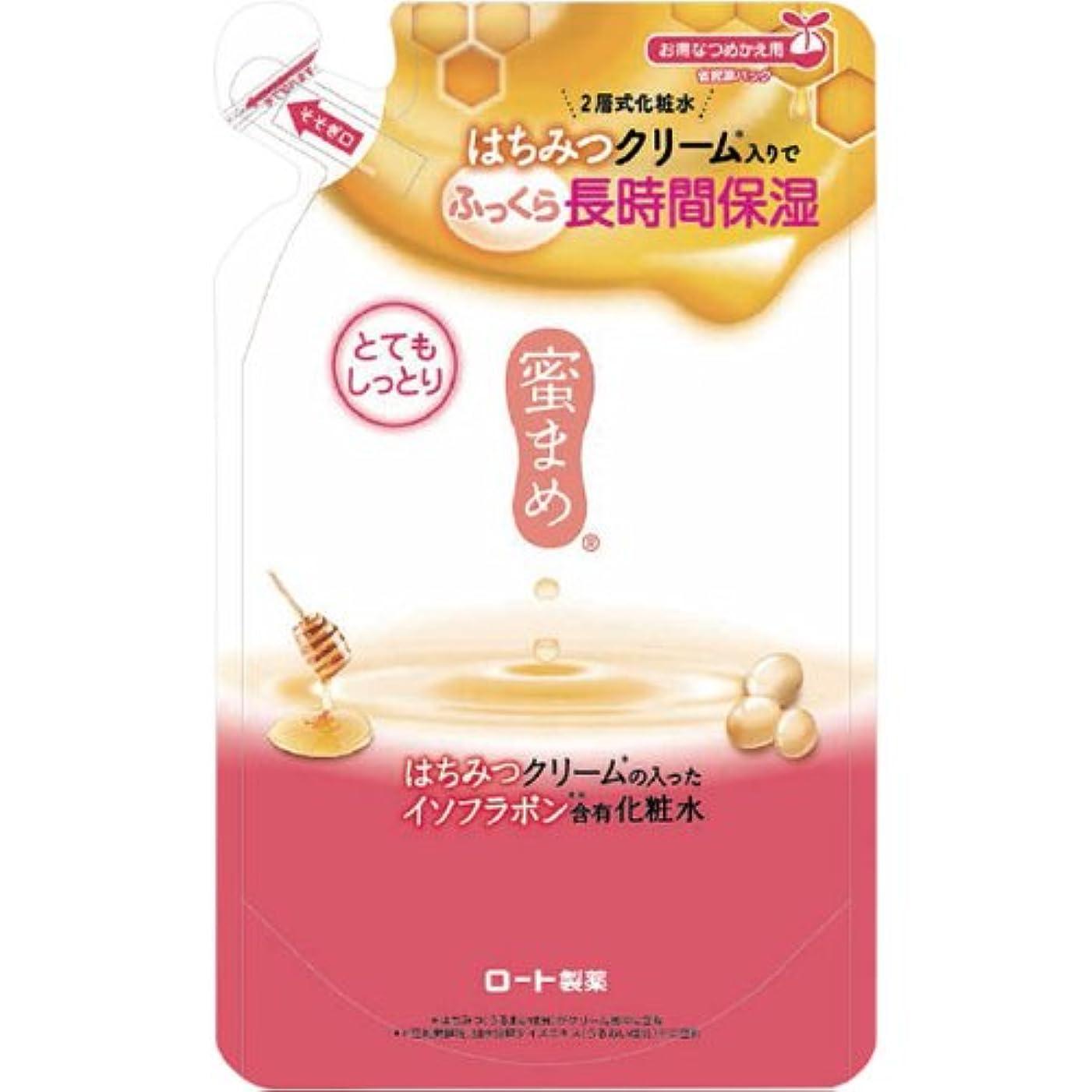 まつげ選ぶ胴体蜜まめ 合わせ化粧水 (とてもしっとり) (つめかえ用) 180mL
