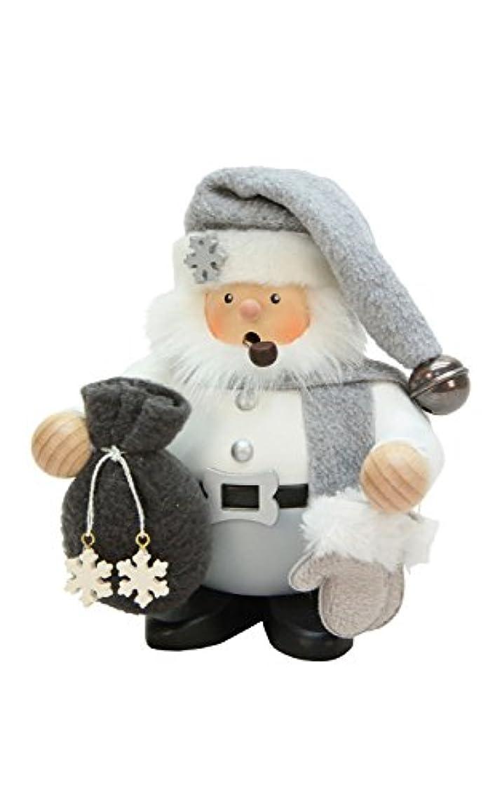 共感する人工的なきしむAlexander Taron 1-472 Christian Ulbricht Incense Burner - Santa Claus with Grey & White Outfit