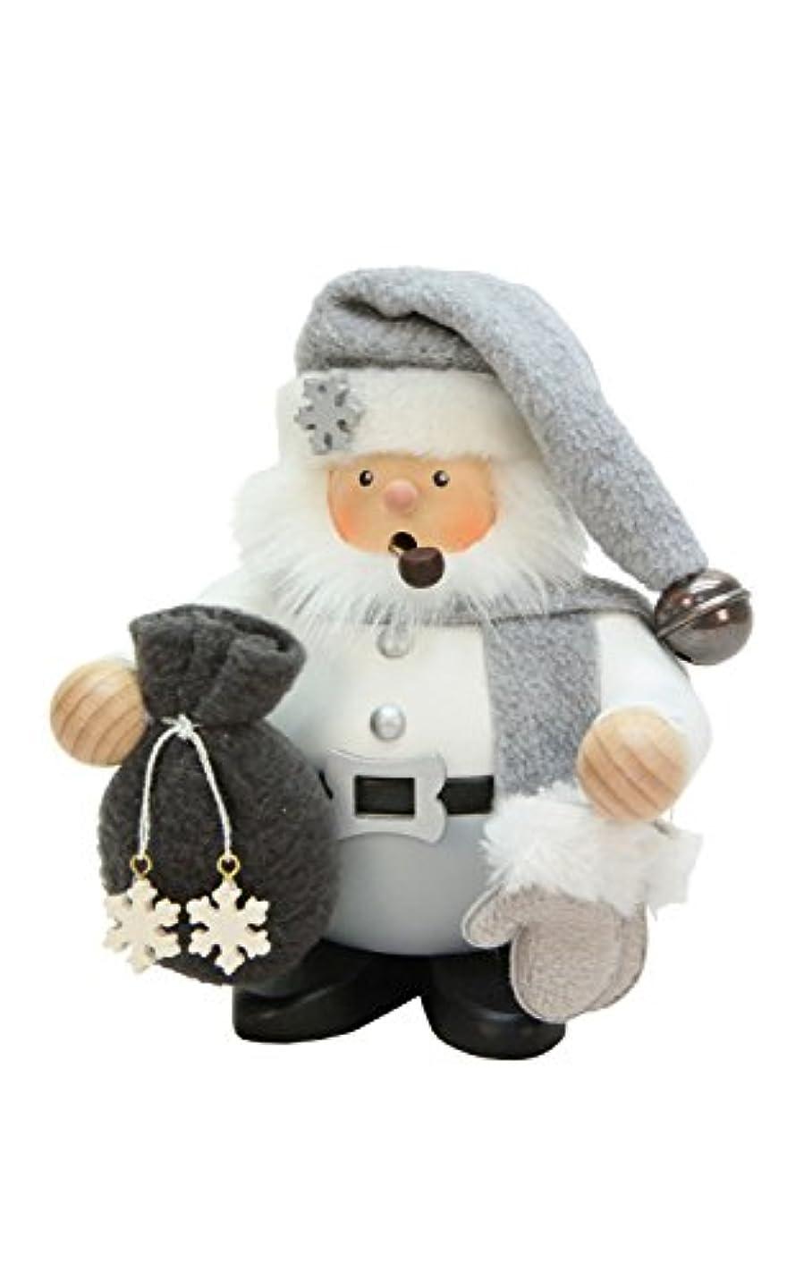 展示会天窓難民Alexander Taron 1-472 Christian Ulbricht Incense Burner - Santa Claus with Grey & White Outfit