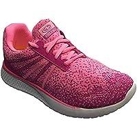 Athletics Works Girls Lightweight Knit Low Profile Running Shoe