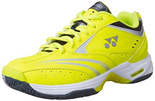 [ヨネックス] YONEX テニスシューズ POWER CUSHION 105D SHT105D 004 イエロー 27.0