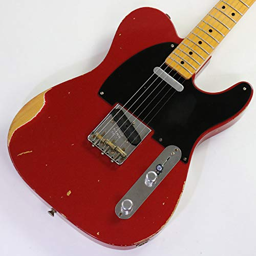 Fender Custom Shop/Team Built Custom 1952 Nocaster Relic Dakota Red 2008