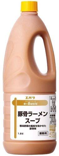 e-Basic 豚骨ラーメンスープ 1.8L