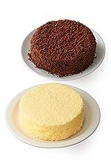 ルタオ (LeTAO) チーズケーキ ドゥーブルフロマージュ 食べ比べセット (ドゥーブルフロマージュ ショコラドゥーブル) 贈答品 プレゼント 夏 ギフト 人気 スイーツ ケーキ お菓子