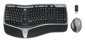 マイクロソフト キーボード マウス セット Natural Ergonomic Desktop 7000 WTA-00014