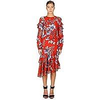 Cooper St Women's Floral Courtyard Long Sleeve Ruffle Dress, Print