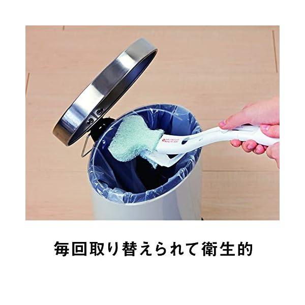 3M トイレブラシ クリーナー 洗剤付 取替1...の紹介画像6