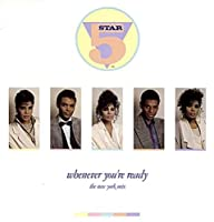 Whenever you're ready (The New York Mix/Dub, 1987, b/w 'Are you man enough [Shep Pettibone Remix]', 'Forever yours') / Vinyl Maxi Single [Vinyl 12'']