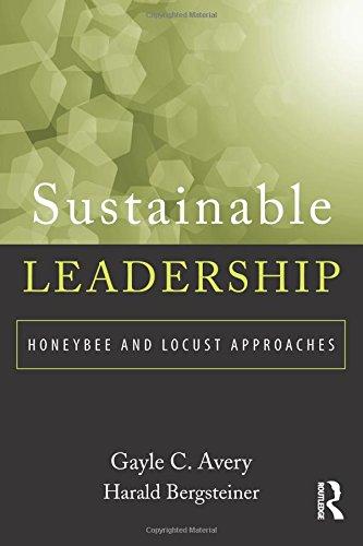 Download Sustainable Leadership 0415891396