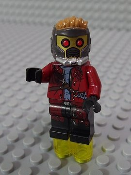 LEGO Minifig Super Heroes_127 Star-Lord - Mask_A [並行輸入品]