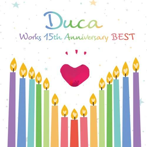 Duca/Duca Works 15th Anniversary BEST  CD