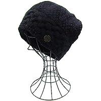 ドイツ発(MOSHIKI BRAND):レディース ヘチマ型ニット帽子:TUKCHE