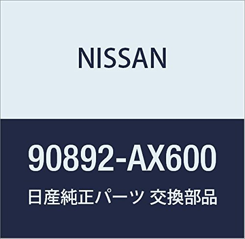 NISSAN (日産) 純正部品 エンブレム リア マイクラ C+C 品番90892-AX600