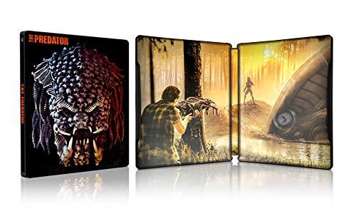 【Amazon.co.jp限定】ザ・プレデター スチールブック仕様 (2枚組) [2Dブルーレイ + 4K ULTRA HD] [Steelbook] [Blu-ray]