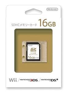 SDHCメモリーカード 16GB
